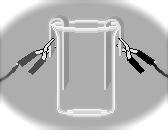 argento colloidale ionico bicchiere